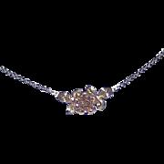 Vintage KREMENTZ Child's Gold Filled Necklace