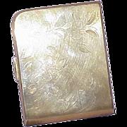 Vintage ELGIN AMERICA Powder Compact