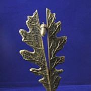 Bronze Figural Study ,  J. Petruska circa 1980