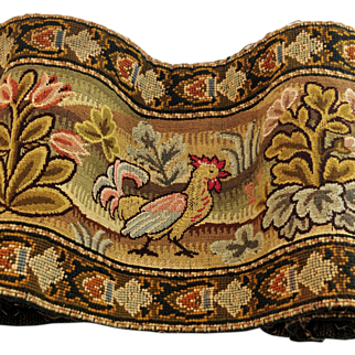 ANTIQUE,  Nineteenth Century French Tapestry