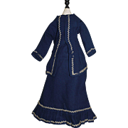 Antique Fashion 2 piece outfit for Fashion doll