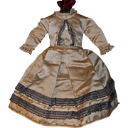 Enfantine style dress for small French Fashion