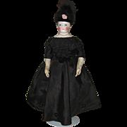 Silk Enfantine style dress