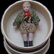 Carl Horn little boy