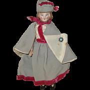 German Dollhouse Doll