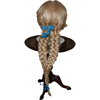 Antique French Fashion wig