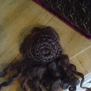 Wonderful Bramble and Pinegar Mohair Wig