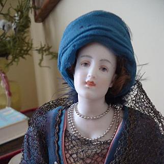 Elegant Antique All Original Lady