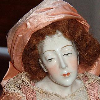 Beautiful All Original Early Lady