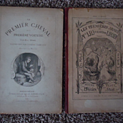 Two Wonderful Antique French Books