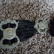 Fabulous Art Nouveau Ladies Belt