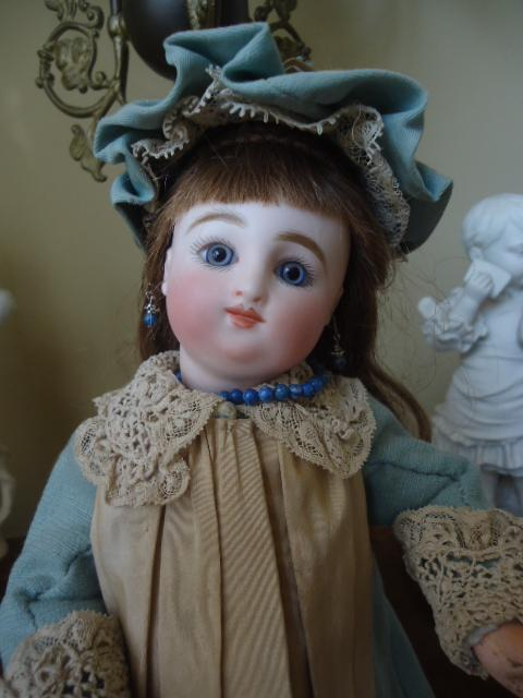Exquisite All Original Early French Bebe