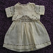 Vintage Doll's Dress
