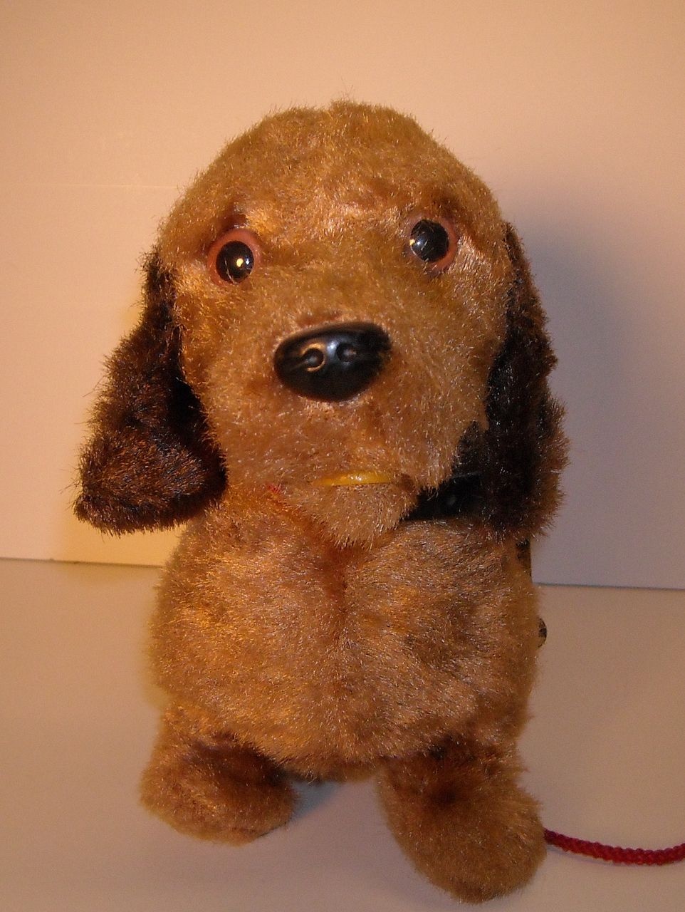 Vintage Toy Dachshund Dog