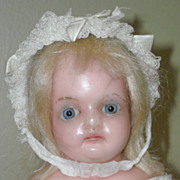 "10.5"" ~ Poured Reinforced Wax Toddler Doll"