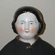"19.5"" German China Head Doll ~ Great Clothing"