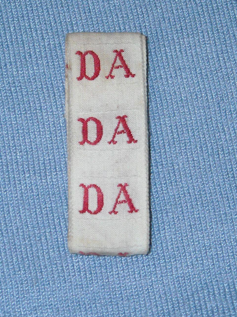 French Laundry Monogram Tape – DA