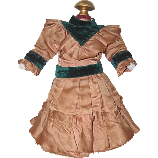 Small Antique Bebe Dress