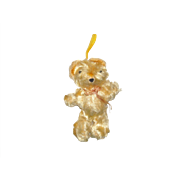 Small Mohair Teddy Bear