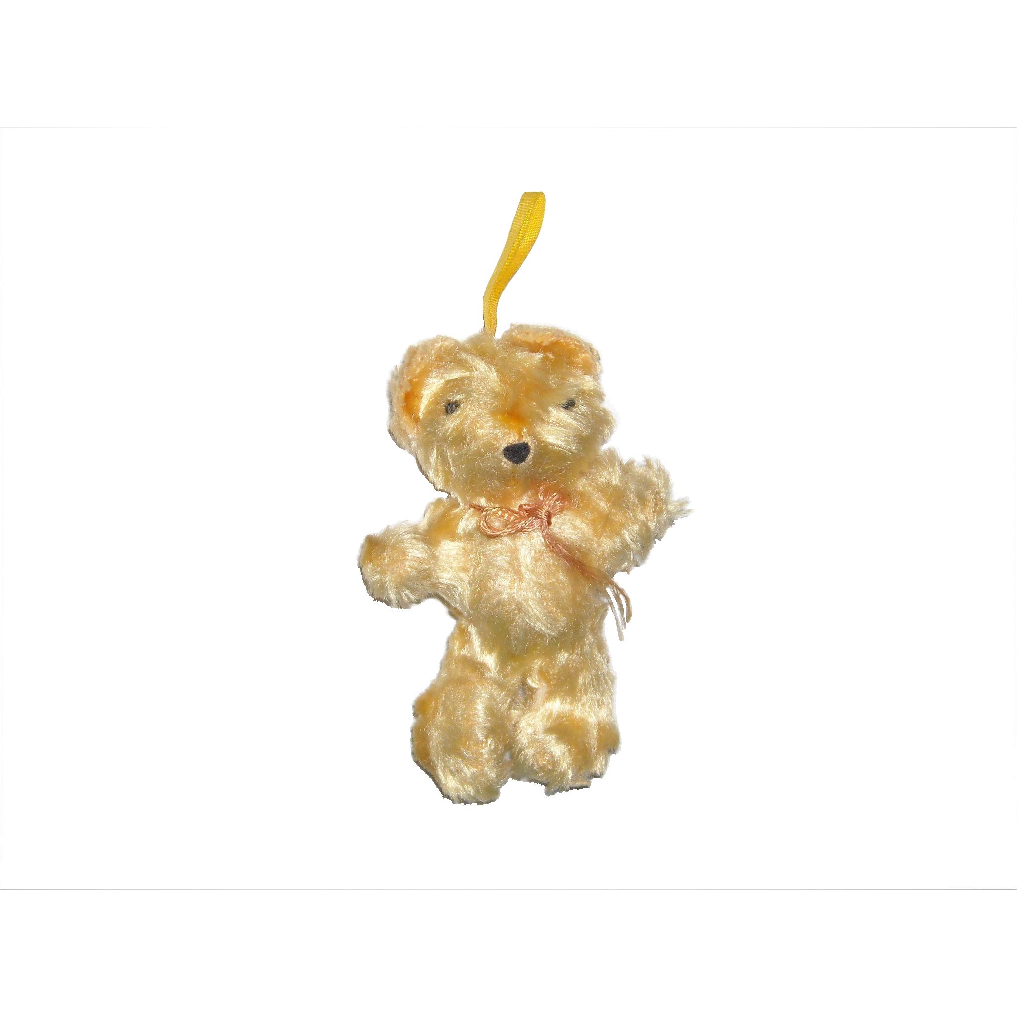 Small Mohair Teddy Bear