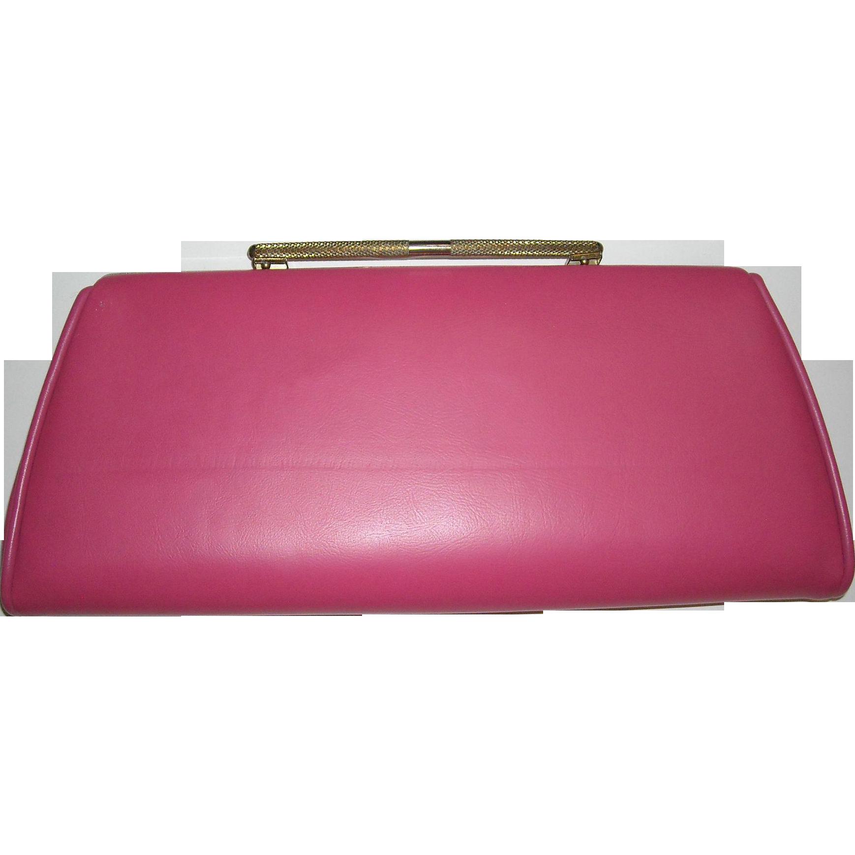 Vintage Pink Purse