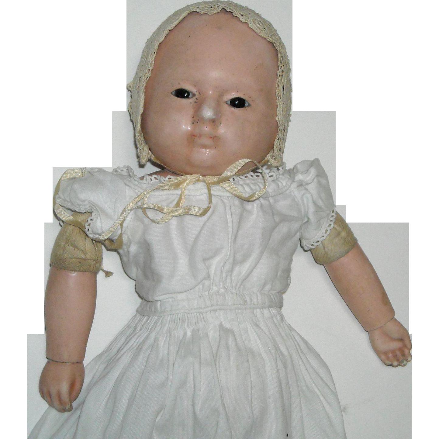 """12"""" Sonneberg Taufling or Motschmann Baby"""