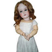 "24"" Armand Marseille 390 Doll"