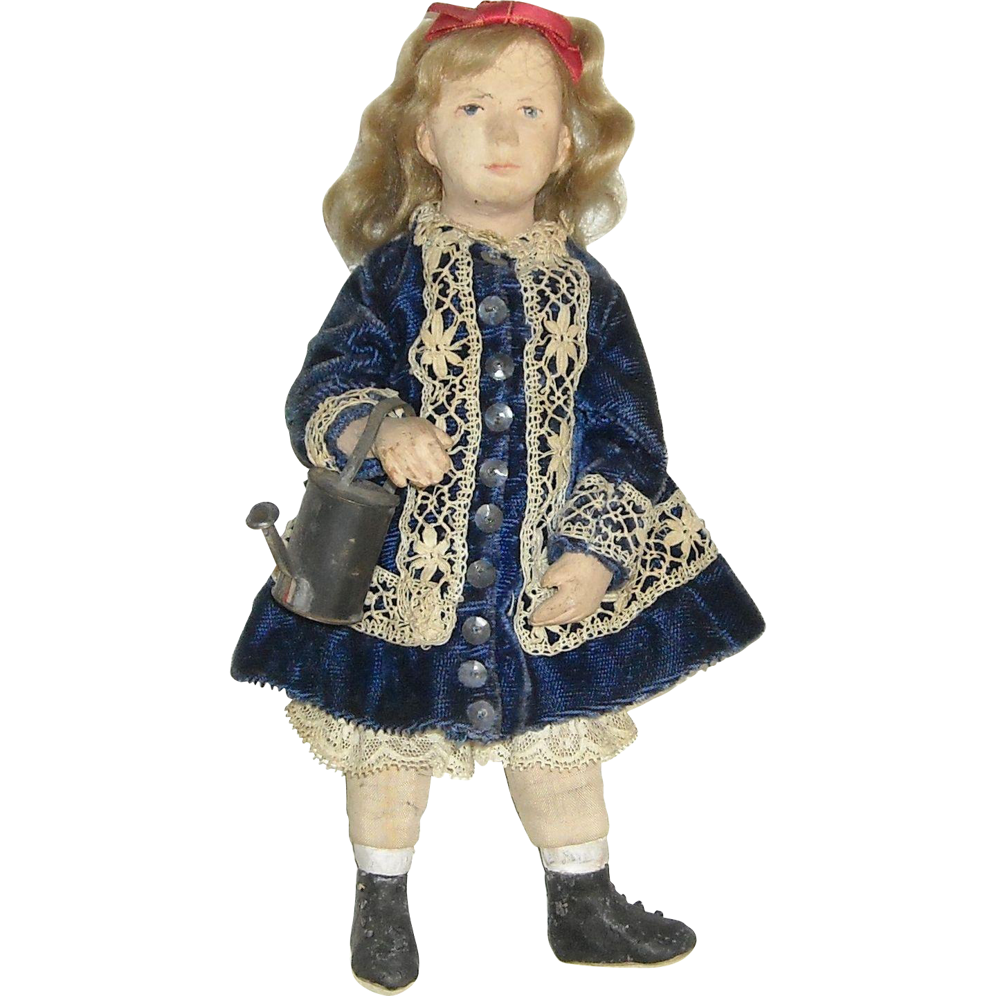 "8"" Muriel Bruyere - Naida Doll"