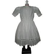 Antique Girls Dress