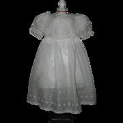 Antique Girls Dress