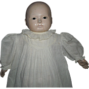 Antique Cotton Baby Gown