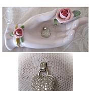 Gold and Diamond Pendant