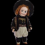 Rare SFBJ 245 Googly Character Doll