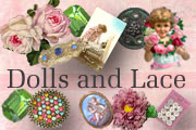 Dolls and Lace logo