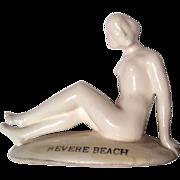 German Nude Bathing Beauty Doll Porcelain