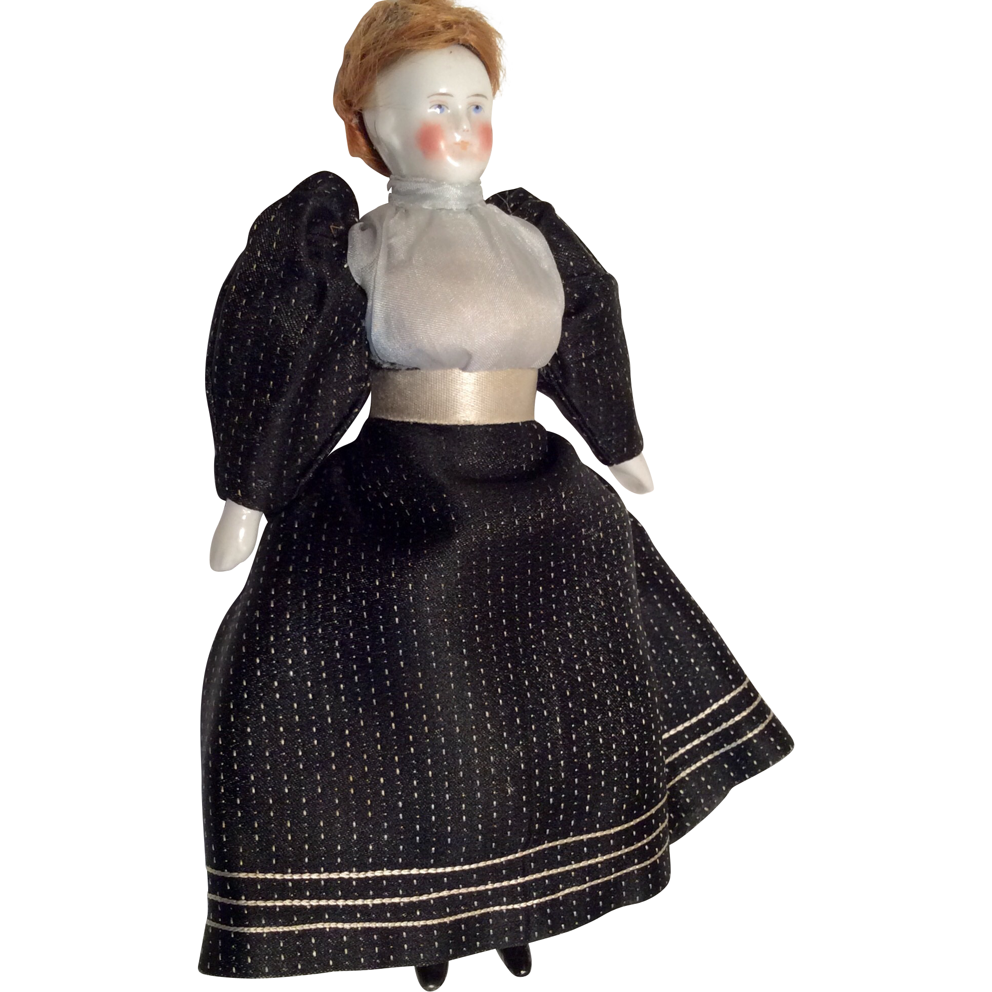 Wig Dollhouse Doll 13
