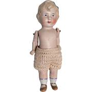 German All Bisque Boy Doll Limbach