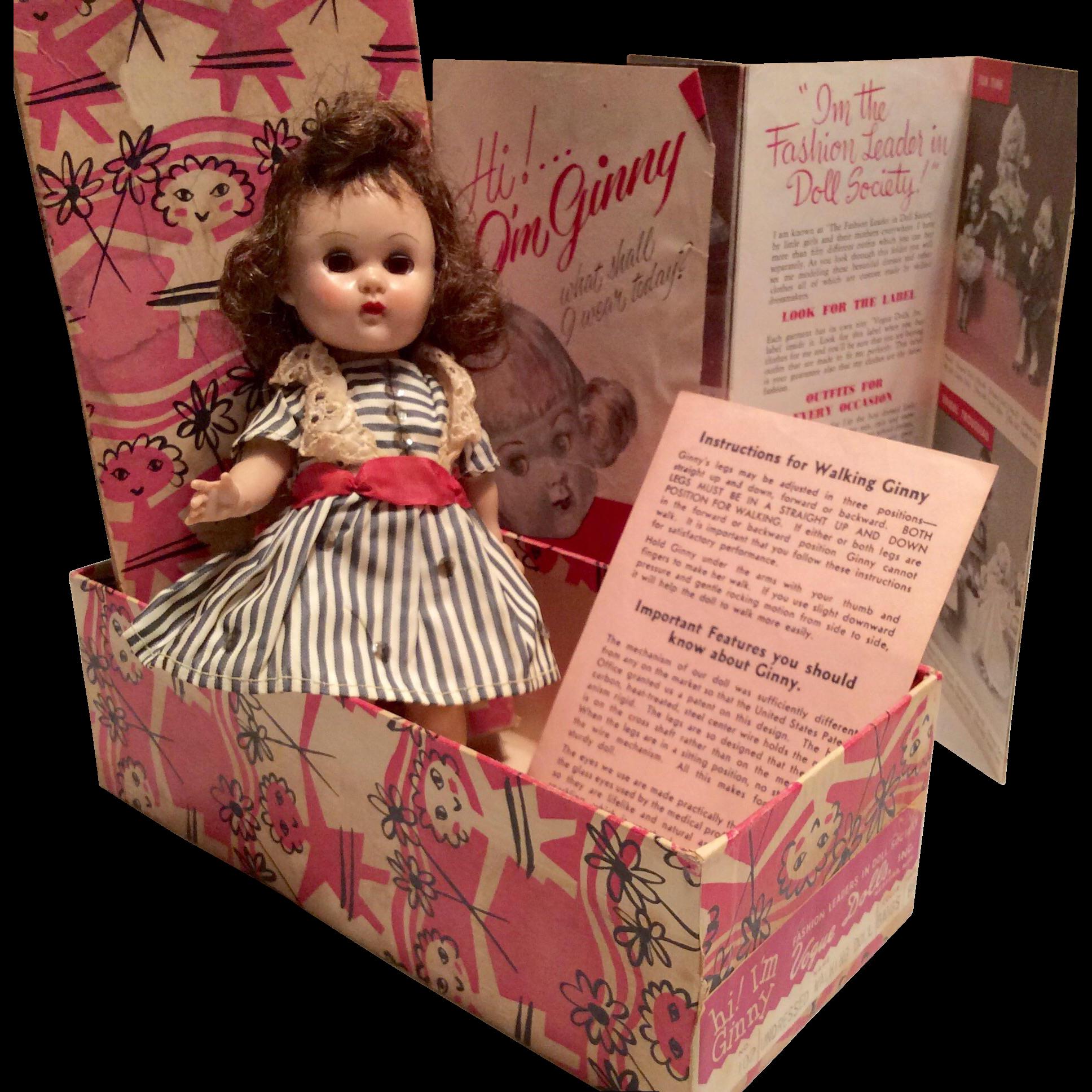 Vintage Vogue Ginny Doll 63