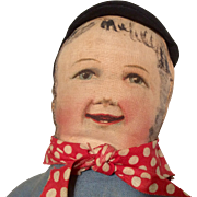 Printed Cloth Boy Doll