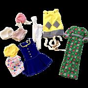 Vintage Mattel Francie Doll Clothes Barbie Cousin