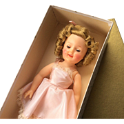 Mint in Box 1950s Ideal Shirley Temple Doll Vintage All Original