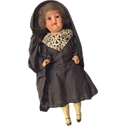 German Bisque Head Doll All Original Lady from Malta