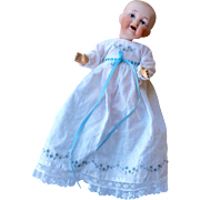 Bisque Head Baby Doll on Compo Body