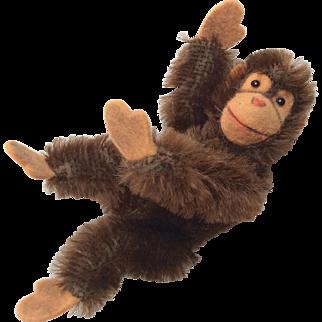 Excellent Condition Miniature Monkey Steiff Bear Co. Adorable