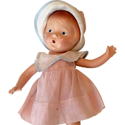 All Original Vintage Compo Composition American Character Sally Doll Patsy Type
