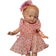 Darling Vintage Arranbee Compo Composition Doll