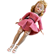 Vintage Vogue Jill Doll Ginny Sister 1950s Hard Plastic