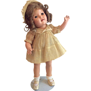 Lovely Original Clothes Shoes Composition Vintage Doll