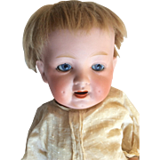 Bisque Character Baby Doll