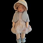 Vintage Lenci Doll Needs TLC